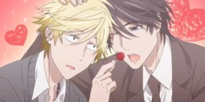Hitorijime My Hero anime