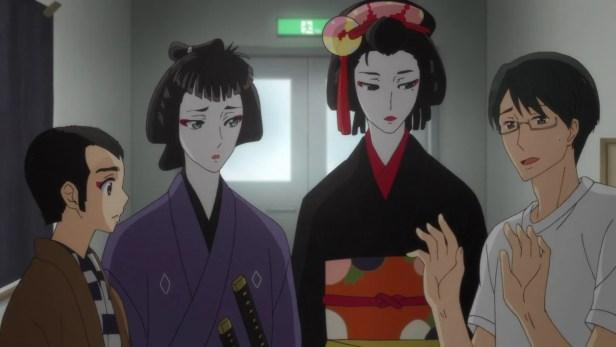 Kabuki-bu anime