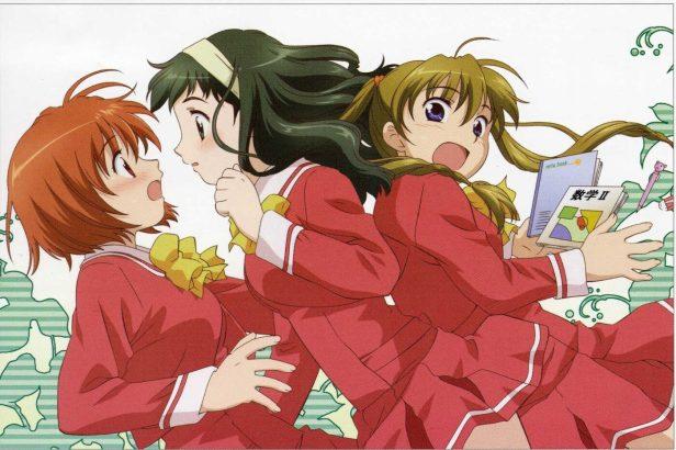 Kashimashi anime