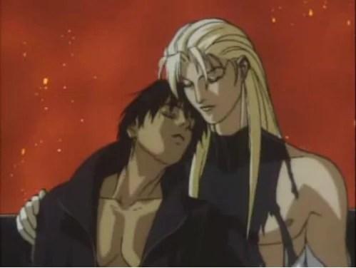Love Wedge anime