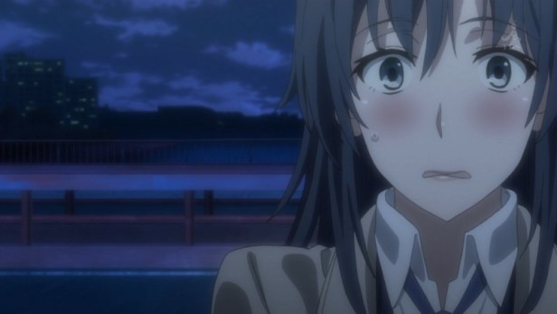 My Teen Romantic Comedy SNAFU blush