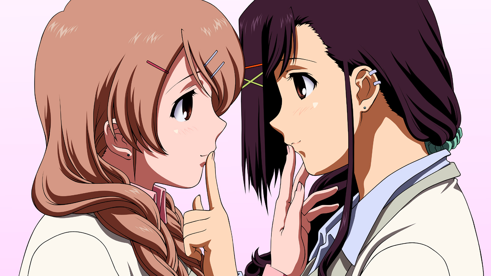 Top 20 best yuri anime series recommend me anime