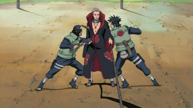 Hidan from Naruto