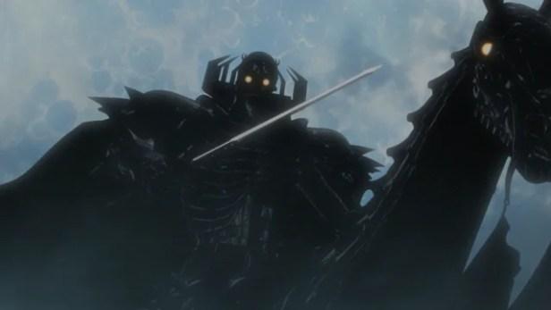 The Skull Knight from Berserk