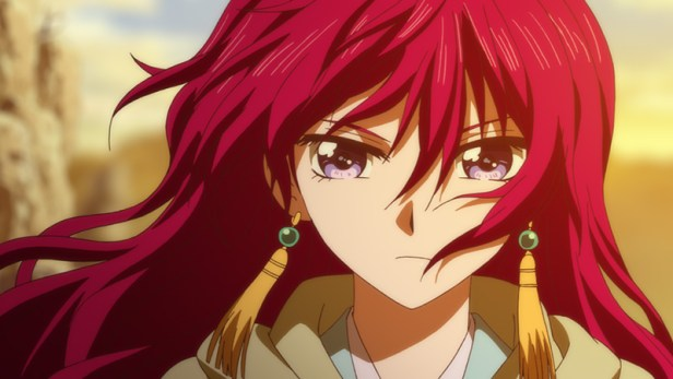 Yona from Yona of the Dawn
