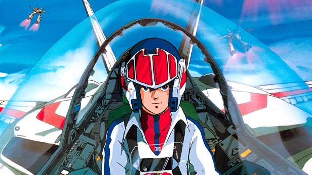 Super Dimension Fortress Macross anime
