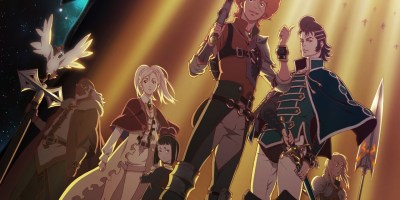 anime series like rage of bahamut