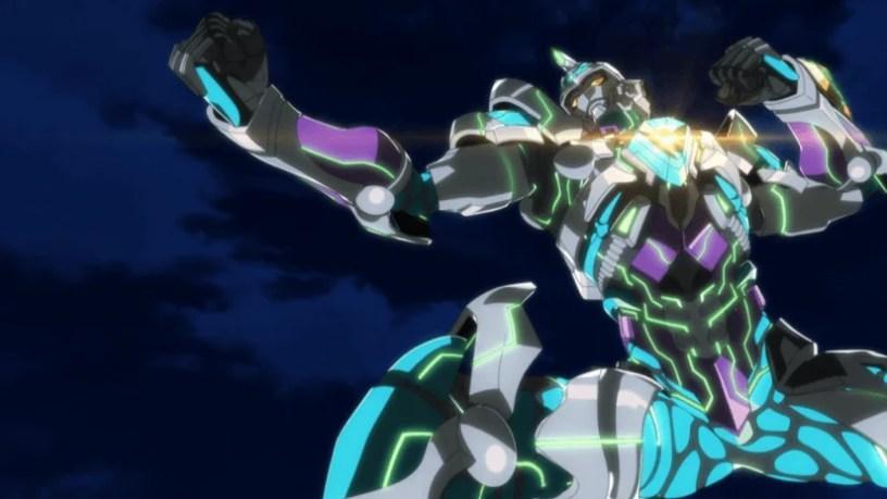 anime like ssss gridman