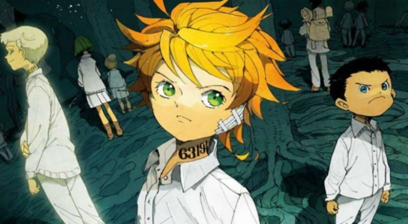 Anime Series Like The Promised Neverland Recommend Me Anime