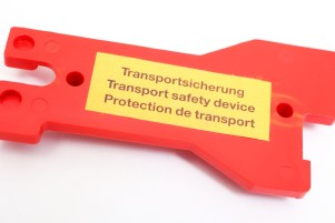 Transportsicherung Rollei 35 twin digital Transportsicherung