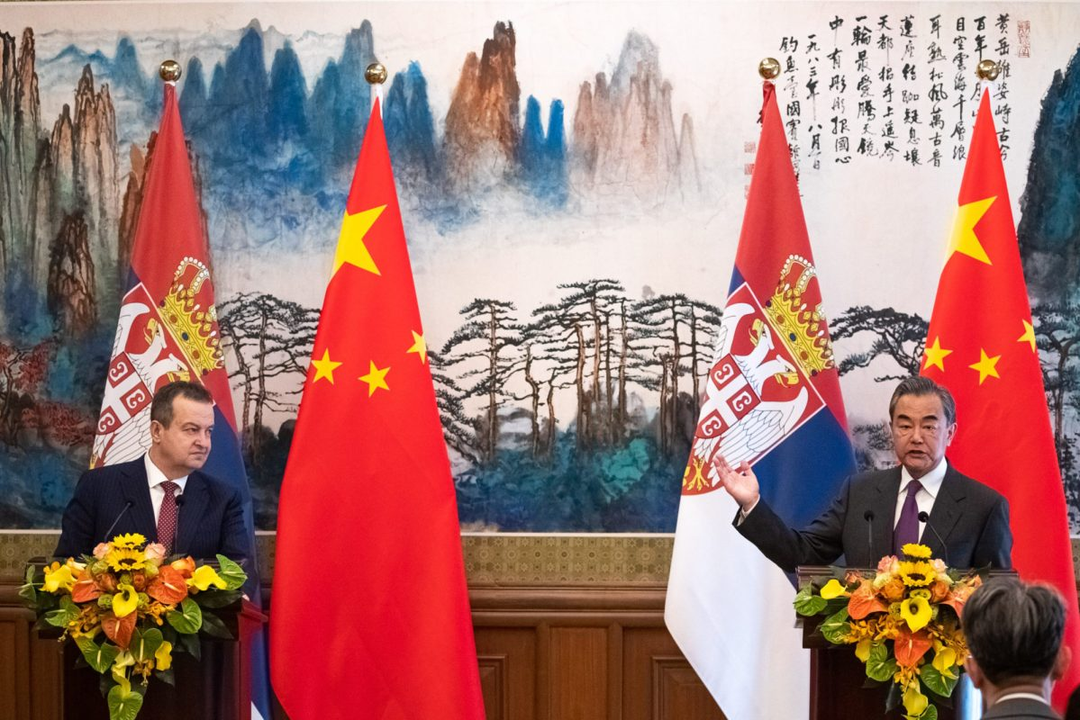 China in the Balkans