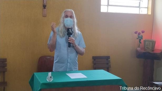 DIOCESE DE AMARGOSA: Padre Nelson Franca é eleito Administrador Diocesano