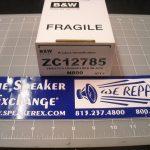 B&W ZC12785, The Speaker Exchange, Speakerex