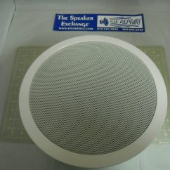 Volt Speakers Auto Transformer Diagram Ceiling Speaker 8 Quot 70 Coaxial Assembly Exchange