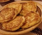 Deruny/Деруни Potato Pancakes