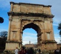 Arch of Titus (Arco di Tito)
