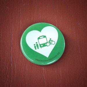 I Love ♥ Transit Button