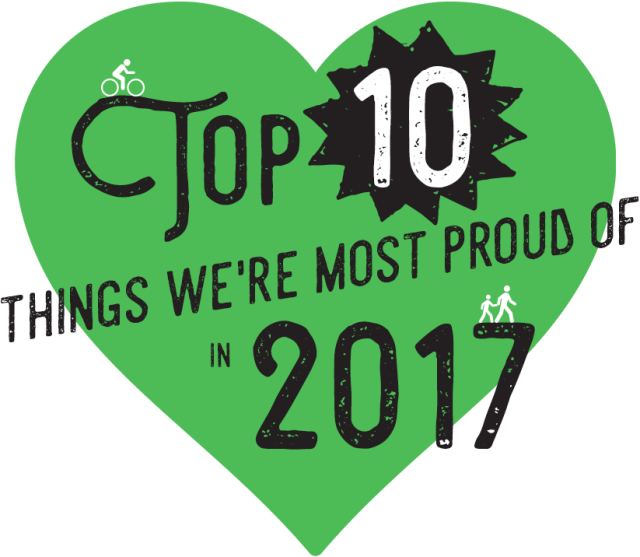 Top 10 things we're most proud of in 2017