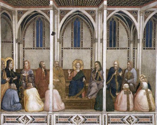 Christ Among the Doctors, by Giotto