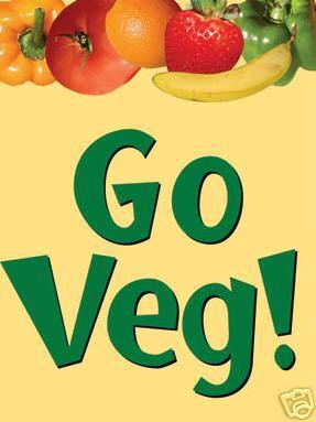 go veg!