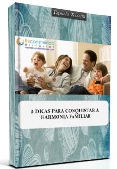 capa convivência familiar