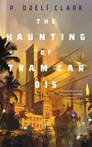 Cover of The Haunting of Tram Car 015