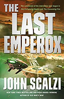 Cover of The Last Emperox