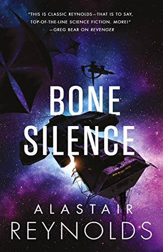 Cover of Bone Silence