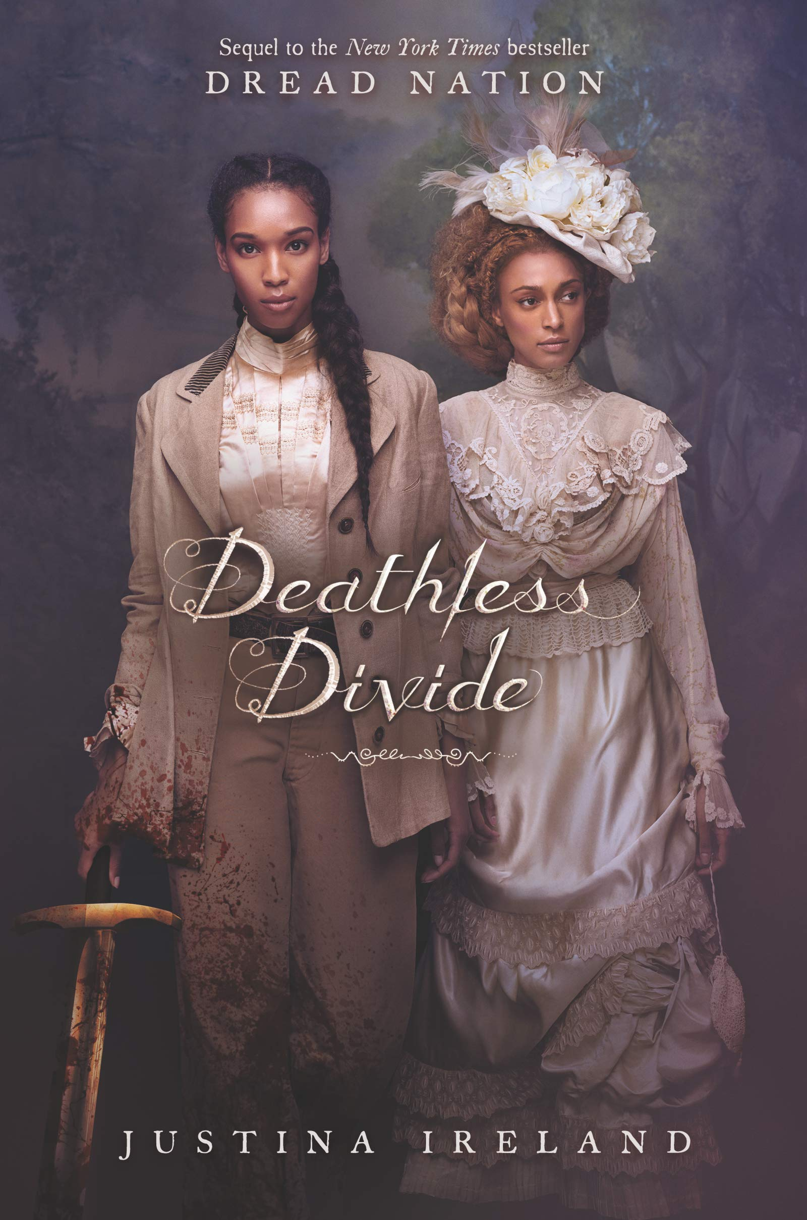 Cover of Deathless Divide