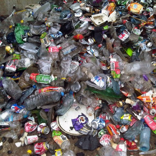 Mixed Dry Recyclables