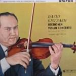 オイストラフ クリュイタンス / ベートーヴェンVn協奏曲