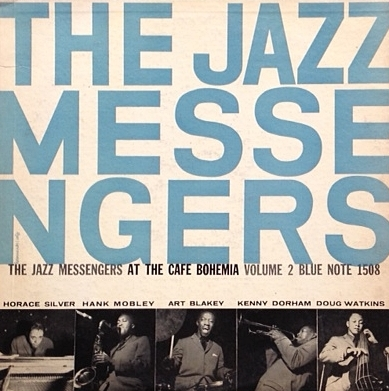 The Jazz Messengers / At The Cafe Bohemia Vol.2 レコード