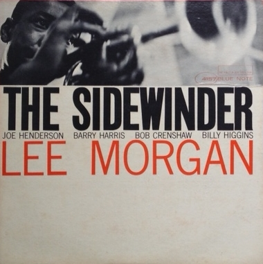 リー・モーガン LEE MORGAN / The Sidewinder レコード