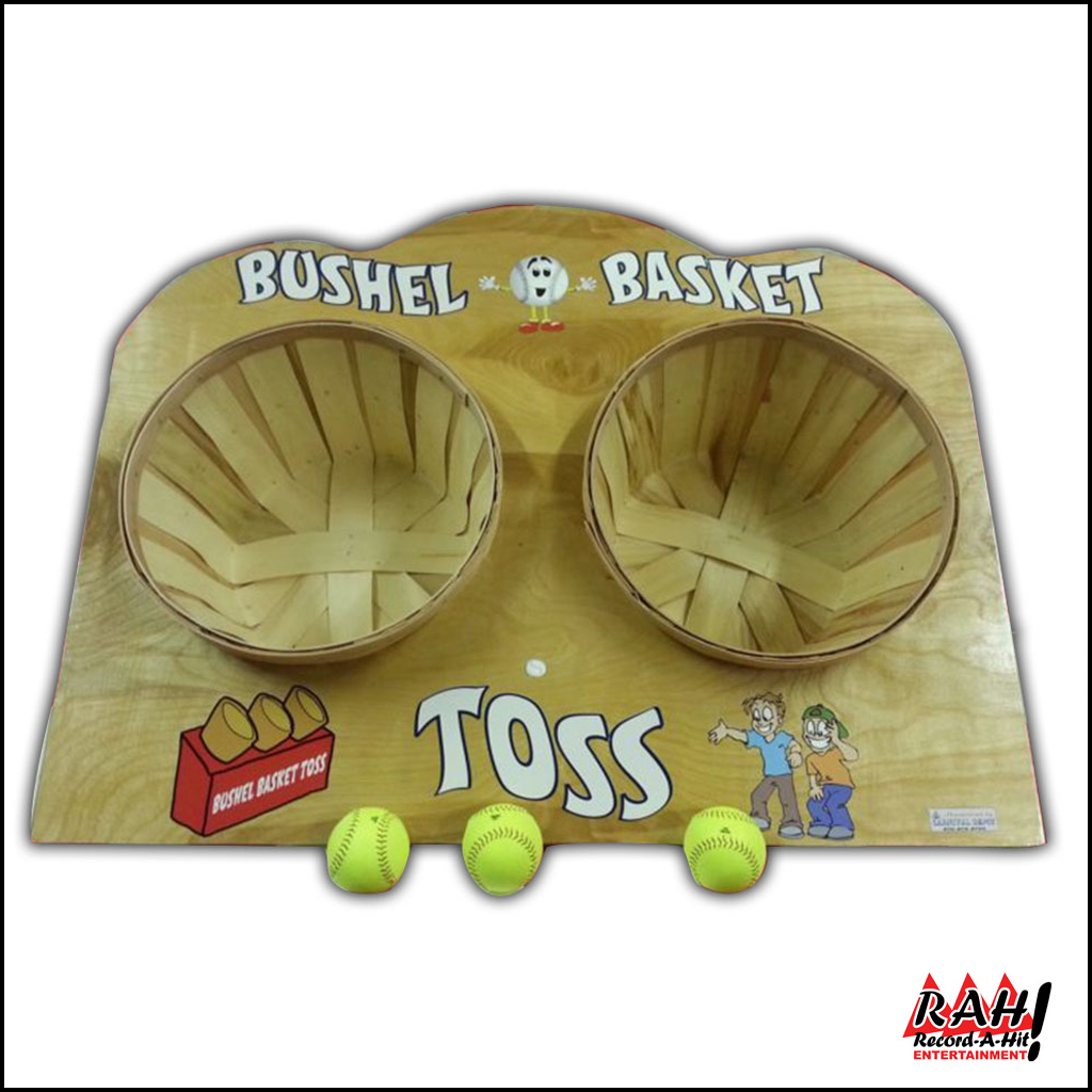 bushel basket toss table