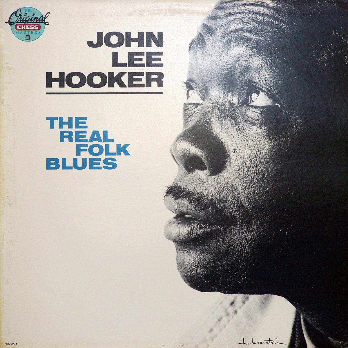 Mississippi Legend John Lee Hooker's The Real Folk Blues