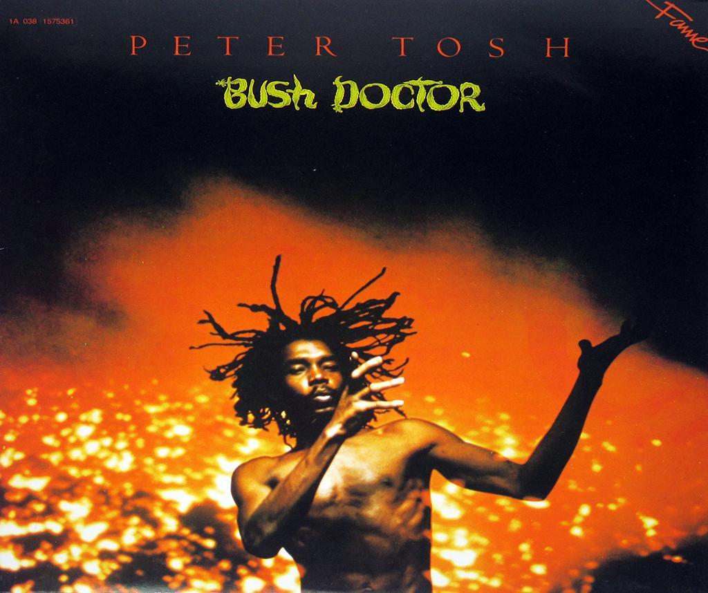 Peter Tosh Releases Bush Doctor on Vinyl in 1978