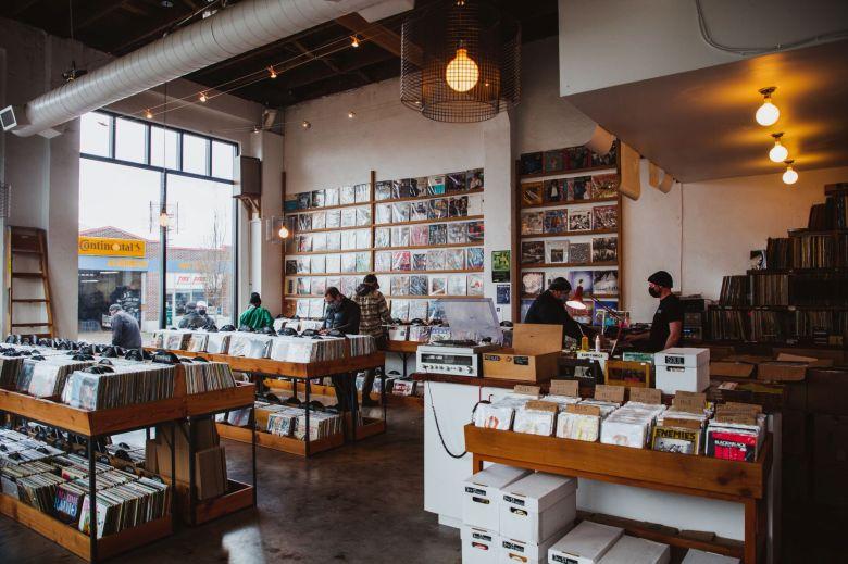 portland record store