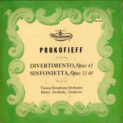 Westminster-WL5031-Swoboda-Hurdman-1950