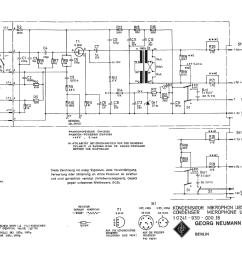 u87 circuit schematic 1972  [ 1102 x 825 Pixel ]