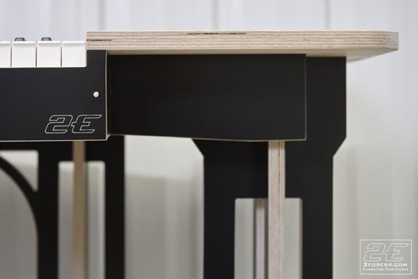 Music Studio Desk | Luna | Close Up
