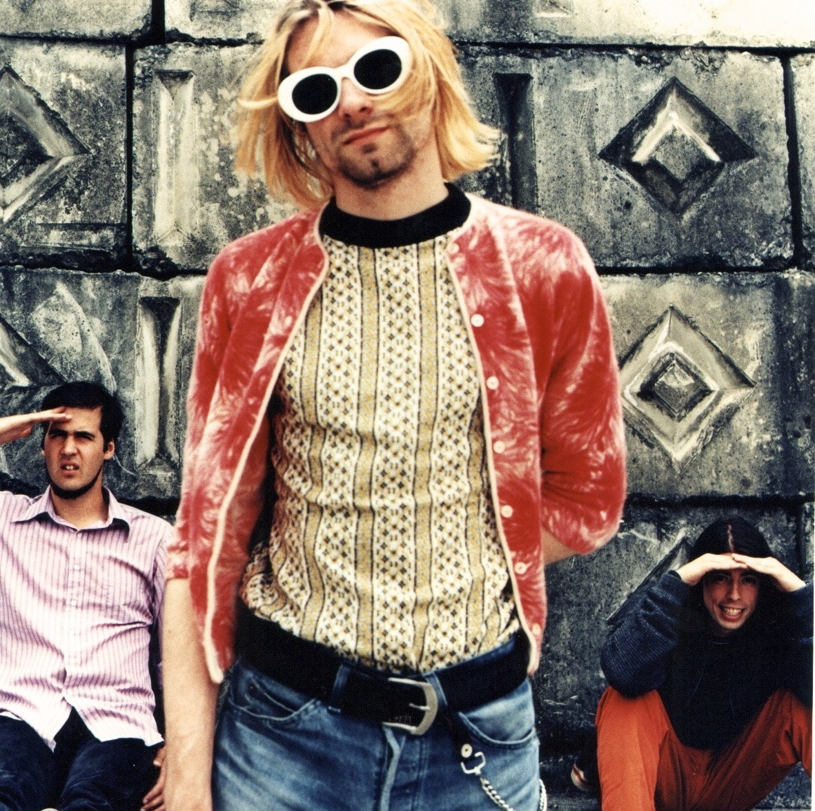 Nirvana  Original Color Photograph by Anton Corbijn