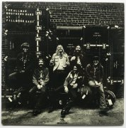 """The Allman Brothers Band – Sealed 1st WB Pressing """"At Fillmore East"""" LP"""