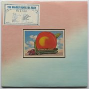 """The Allman Brothers Band – Sealed 1st Press """"Eat A Peach"""" LP w/Hype Sticker"""
