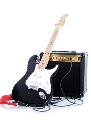 Recording Electric Guitar - Record, Mix & Master