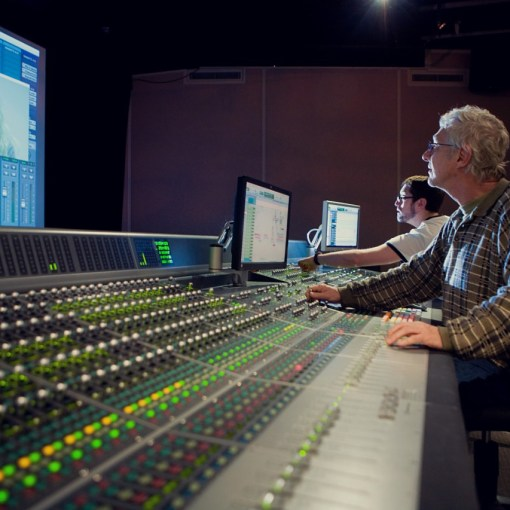 Mixing Audio for Video