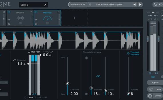 Audio Clipping and Creative Uses of Limiting