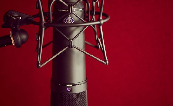 Recording Vocals in Your Home Studio