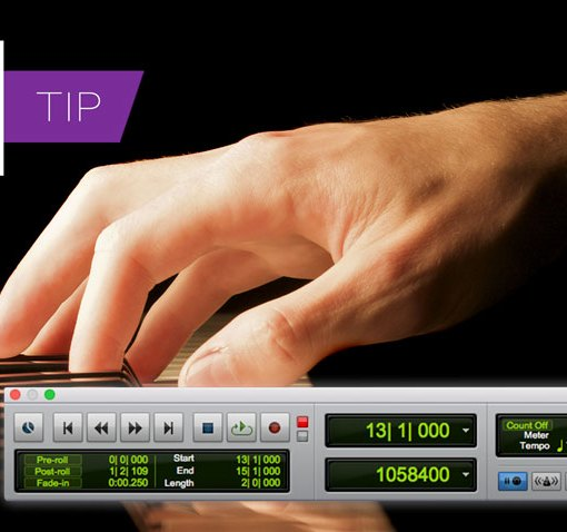 Pro Tools Wait for Midi Note