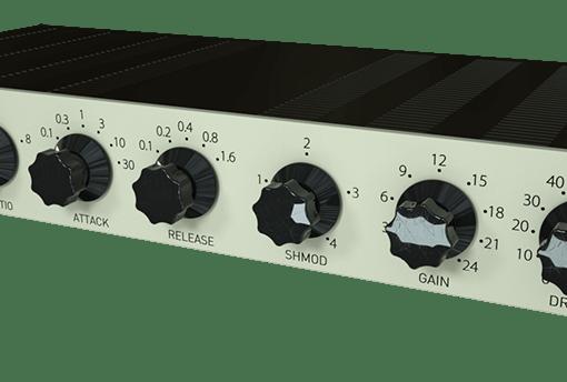 Free plugin - Acustica Tan VCA Compressor