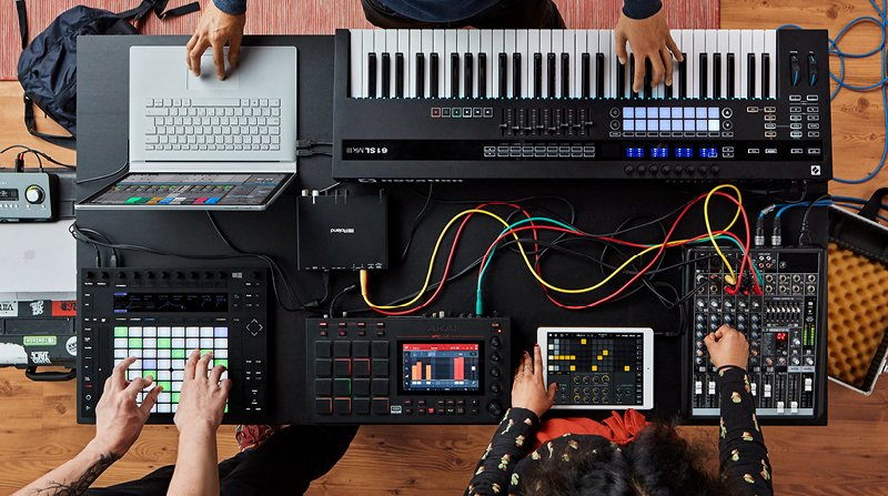 Ableton Link – the latest platforms products and possibilities